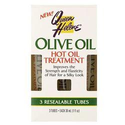 olive oil pielęgnacja włosów do nabłyszczania i zmiękczania włosów, marki Queen helene