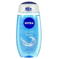 pure fresh shower gel 250ml w żel pod prysznic marki Nivea