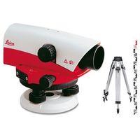 Niwelator  na720 - zestaw - promocja marki Leica