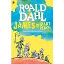 James and the Giant Peach, oprawa miękka