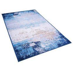 Dywan niebieski 80 x 150 cm krótkowłosy INEGOL (4260624113326)