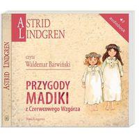 Przygody Madiki z Czerwcowego Wzgórza (audiobook CD) - Astrid Lindgren (9788310131638)