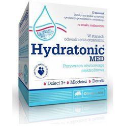 Olimp Hydratonic Med 10 saszetek (USZODZONE OPAKOWANIE data ważności 31/03/2018)