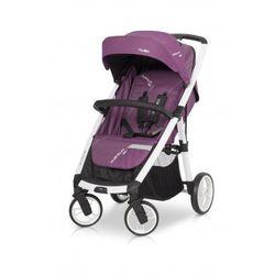 Easy-Go Quantum wózek dziecięcy spacerówka Purple Nowość