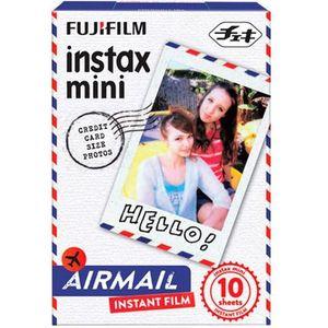Fujifilm instax mini airmail ww 1 (10x1/pk) (4547410282160)
