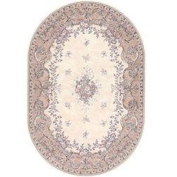 Agnella Dywan isfahan dafne alabaster (owal) 120x170