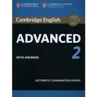 Cambridge English Advanced 2 Student's Book with answers