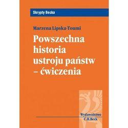 Powszechna historia ustroju państw-ćwiczenia - Zamów teraz bezpośrednio od wydawcy, rok wydania (2014)