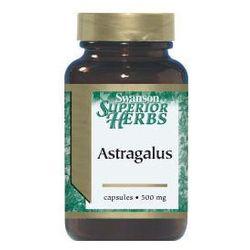 Astragalus 500mg 120 kapsułek (kapsułki)