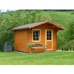 Mały domek letniskowy na zgłoszenie Litwa - produkt z kategorii- Altany i domki ogrodowe