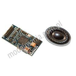 Dekoder jazdy i dźwięku z głośnikiem do br 187 plux16  56345 od producenta Piko