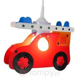 Lampa wisząca do pokoju dziecięcego Straż pożarna, N181 (4578434)