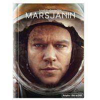Marsjanin (DVD) + Książka