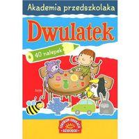 Akademia przedszkolaka Dwulatek (kategoria: Encyklopedie i słowniki)