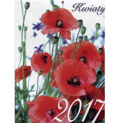 Kalendarz 2017 Ścienny - Kwiaty AWM z kategorii Kalendarze