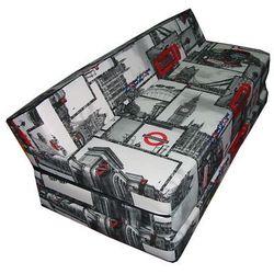 Sofa rozkładana - LONDON2 - produkt z kategorii- sofy