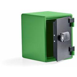 Aj produkty Szafa ognioodporna adore, 520x410x445 mm, zielony