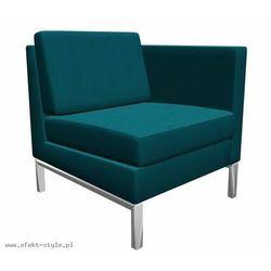 Sofa konferencyjna Platinium R31 OAL - element prosty od EFEKT STYLE Meble i fotele biurowe