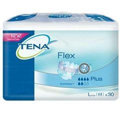 PIELUCHOMAJTKI TENA FLEX PLUS L 30 sztuk - produkt z kategorii- Pieluchomajtki