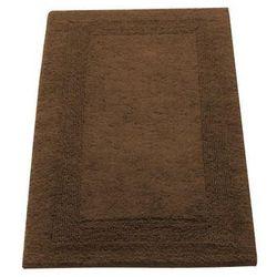 Dywanik łazienkowy Cawo 60 x 60 cm brązowy (4011638738964)