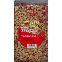 Musli crunchy truskawkowe 350g radix marki Radix bis