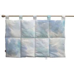Dekoria Wezgłowie na szelkach, niebieski w różnych odcieniach, 90 x 67 cm, Aquarelle