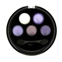 Makeup Revolution 5 Baked Eyeshadows Electric Dreams - Paleta 5-ciu wypiekanych cieni do powiek (5029066033536