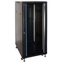 Pulsar Szafa rack stojąca do złożenia 27u/600x1000 - rs2761gd