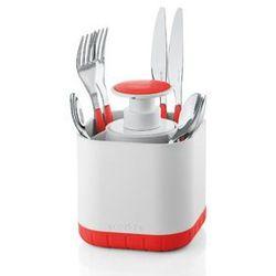 Ociekacz na sztućce z wyjmowanym dozownikiem My Kitchen - produkt z kategorii- Suszarki do naczyń