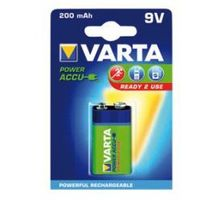 Akumulatorek Varta Ready2Use 6F22 9V Ni-MH 200mAh