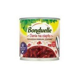 Danie na ciepło Teksańska fasolka cayenne 430 g Bonduelle z kategorii Dania gotowe