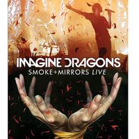 Smoke Mirrors Live (DVD) - Imagine Dragons (5034504122079)