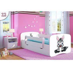 Łóżko dziecięce Kocot-Meble BABYDREAMS ZEBRA, Kolory Negocjuj Cenę., Kocot-Meble