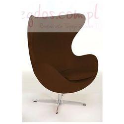 Fotel Jajo brązowy kaszmir #16 - sprawdź w wybranym sklepie