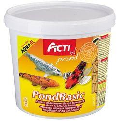 acti pond basic - pokarm podstawowy dla ryb stawowych 2l (worek) marki Aqua el
