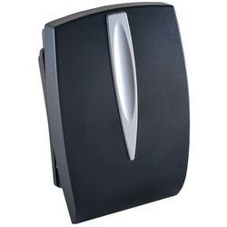 Orno Dzwonek videotronic 053/8v/cz gong dwutonowy 8v czarny (5905279572164)