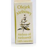 Olejek zapachowy naturalny melisa 7 ml marki Bamer