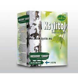 KSYLITOL cukier brzozowy - naturalna słodycz dla zdrowia (500 g) (słodzik)