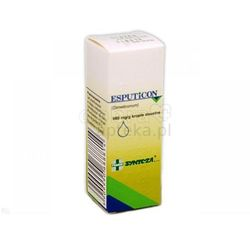 ESPUTICON krople 5g, produkt z kategorii- Leki na wzdęcia