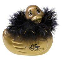 I rub my duckie - najsłynniejszy wododporny stymulator kaczuszka elegantka złota podróżna marki Big teaze