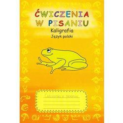 Kaligrafia Zeszyt 2 Ćwiczenia w pisaniu, pozycja wydana w roku: 2010