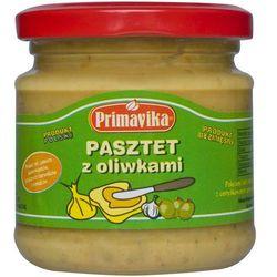 Pasztet z oliwkami 170g - produkt z kategorii- Przetwory warzywne i owocowe
