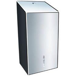 Merida Pojemnik na papier toaletowy w listkach stella stal szlachetna połysk (5908248109743)