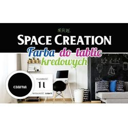 Space creation Farba tablicowa czarna 1 litr