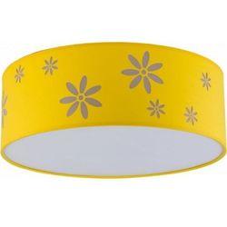 Flora Dziecięca TK Lighting 2419 38cm żółty