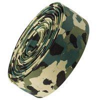 gel cork - owijka na kierownicę (zielony camo) marki Bontrager