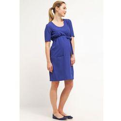 MAMALICIOUS MLASTRID Sukienka letnia twilight blue, towar z kategorii: Sukienki ciążowe