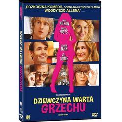 Dziewczyna warta grzechu (DVD) + Książka, towar z kategorii: Komedie