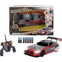 Samochód rc dla początkujących  toys mercedes benz amg gt3, 1:16, elektryczny, 300 mm, 100% rtr marki Dicki