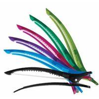 Klipsy kolorowe  6 szt. wyprodukowany przez Hairway